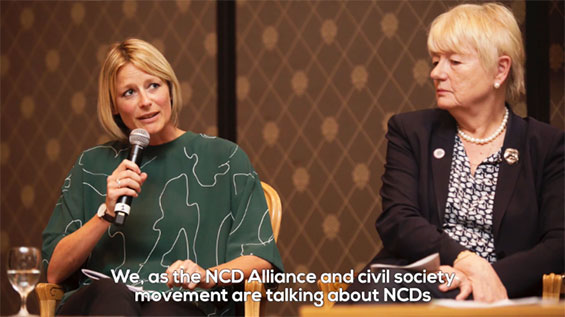 Civil Society Recommendations for the Outcome ofUN HLM on NCDs