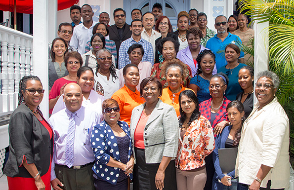 Trinidad and Tobago: civil society rises to the NCD challenge