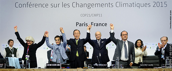 COP21: Historic climate change agreement reached in Paris