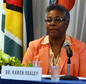 Dr Karen Sealey