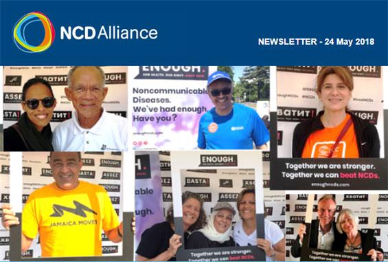 NCD Alliance Newsletter