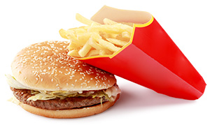 Junk Food Retailers Banned from NHS Hospitals