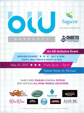Blu Barbados a Fundraising Event for the Diabetes Association of Barbados