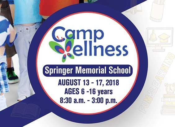 Diabetes Association of Barbados Wellness Camp