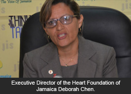 Heart Foundation of Jamaica Gets Grant to Help Reduce Tobacco Use