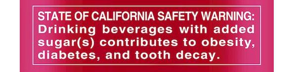 Warning: Soda May Be Bad for Your Health, San Francisco Says