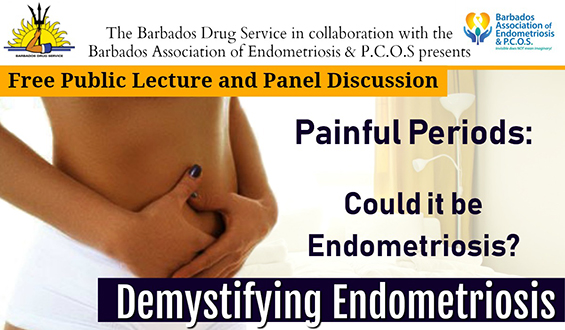 Joint Endometriosis Seminar with the Barbados Drug Service