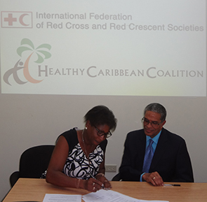 HCC Launches New Partnership with IFRC