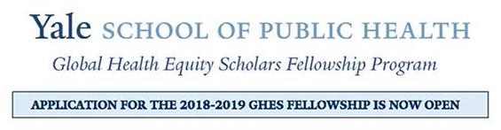 Global Health Equity Scholars Program