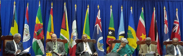 Heads of Government of CARICOM