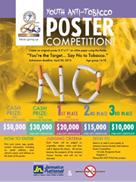 JCS Youth Anti-Tobacco Poster