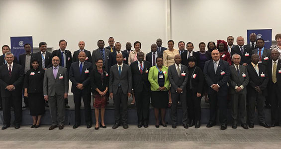 Commonwealth Health Ministers Meeting 2018