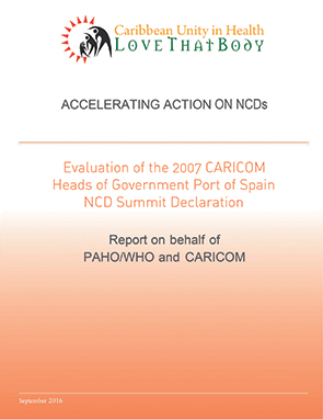 Accelerating Action on NCDs