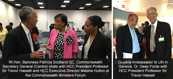 Commonwealth Health Ministers images