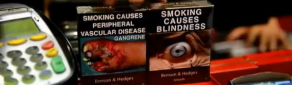 Deadly Smoke - Give Graphic Reminder that Smoking Kills