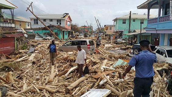 ECHORN Hurricane Relief Fund