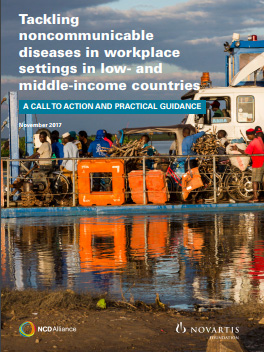 ackling Noncommunicable Diseases in Workplace Settings