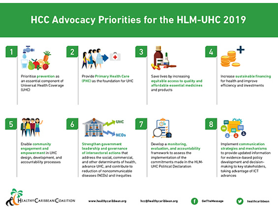 HCC Advocacy Priorities
