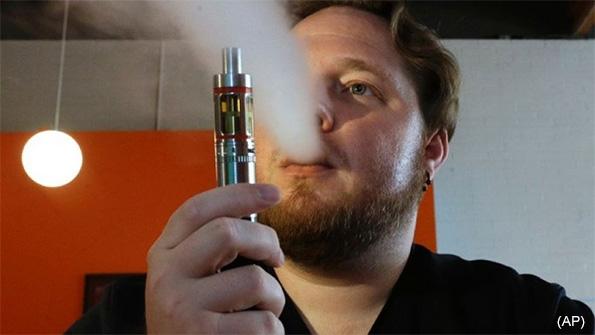 Vaping May be as Harmful to Heart as Smoking