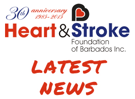 Heart & Stroke Foundation Update