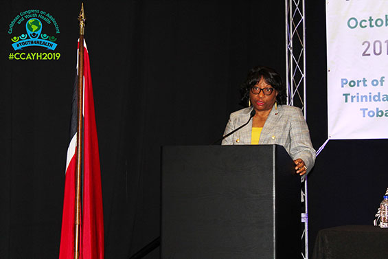 Dr. Carissa Etienne,Director of PAHO