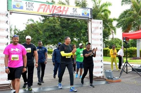 PM Urges Jamaicans to Commit to 30 Minutes of Exercise per Day