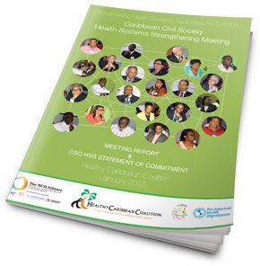 Caribbean Civil Society Health Systems Strengthening Meeting