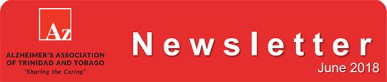 Alzheimer's Association of Trinidad and Tobago newsletter
