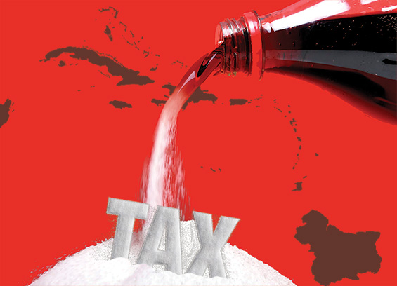 Caribbean Moves Towards Taxing of Sugar-Sweetened Beverages