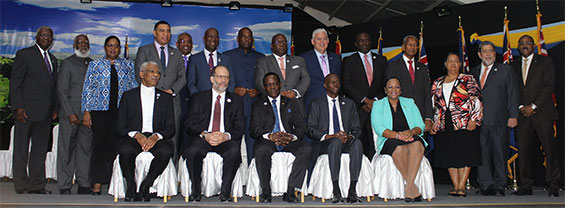 Thirty-Eighth CARICOM Heads of Government Meeting