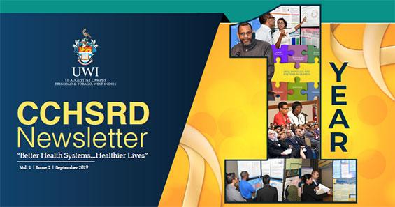 "CCHSRD Newsletter ""Better Health Systems...Healthier Lives"""