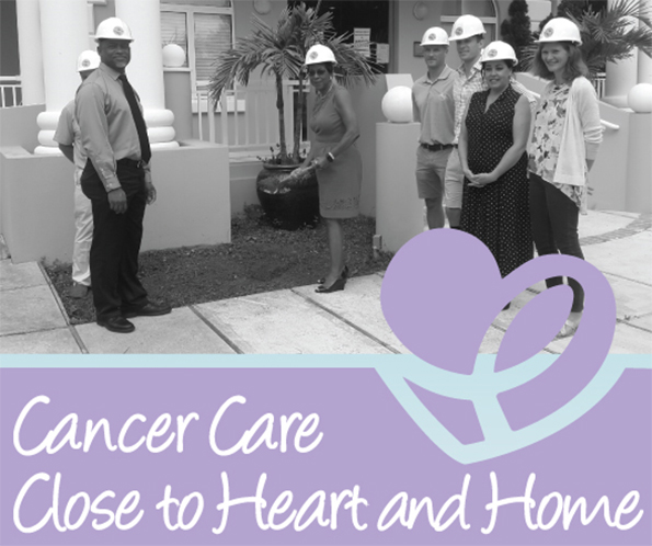 Bermuda Cancer and Health Centre Breaks Ground on Bermudas First Radiation Treatment Facility