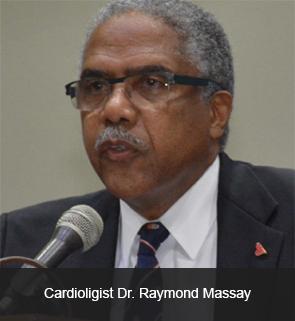 Cardioligist Dr. Raymond Massay