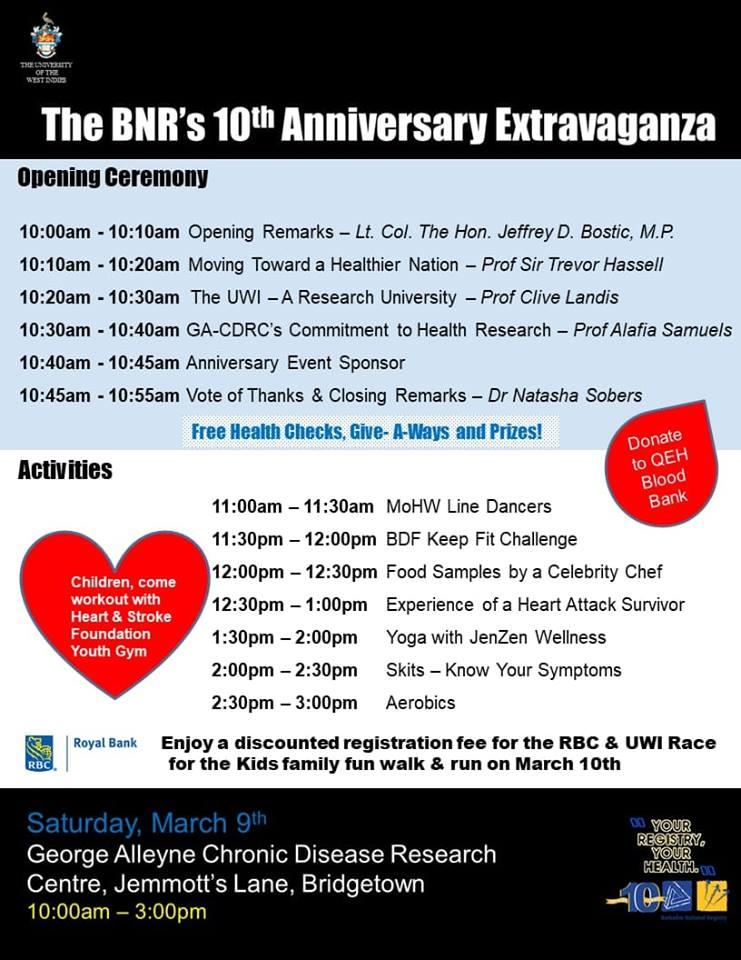 BNR Anniversary