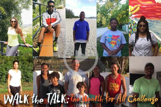 #youthwalkthetalk