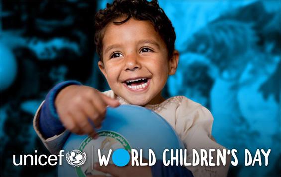 World Children's Day, November 20th