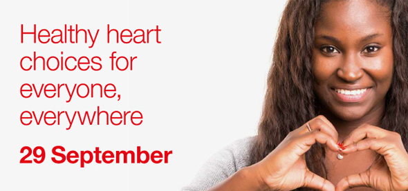 World Heart Day 2015 Toolkit now Available