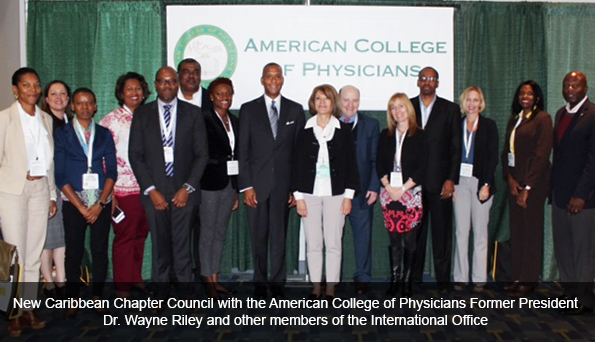 American College of Physicians Caribbean Chapter