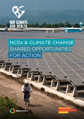 Policy Brief on Climate Change and NCDs