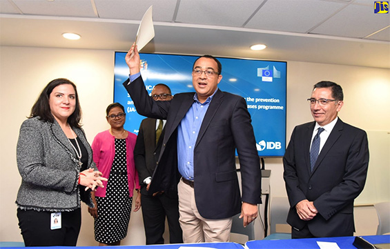 Jamaica Secures US$100 Million From IDB to Fight NCDs