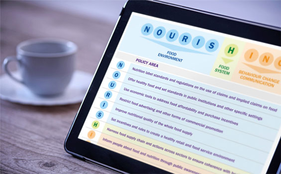 NOURISHING Policy Database Has Been Updated