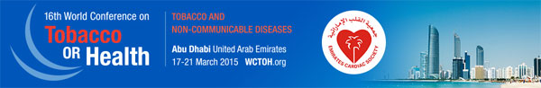 16th World Conference on Tobacco or Health