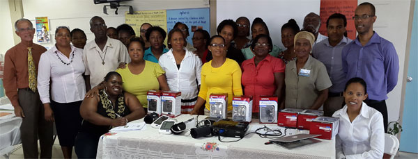 HCC and the Dominica Diabetes Association