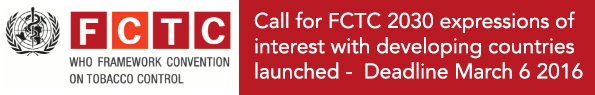 FCTC Call for interest
