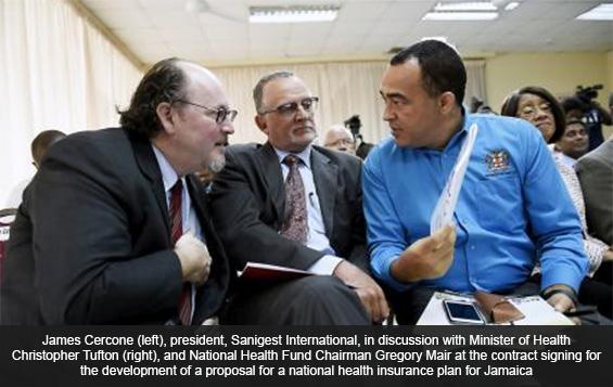 National health insurance plan for Jamaica