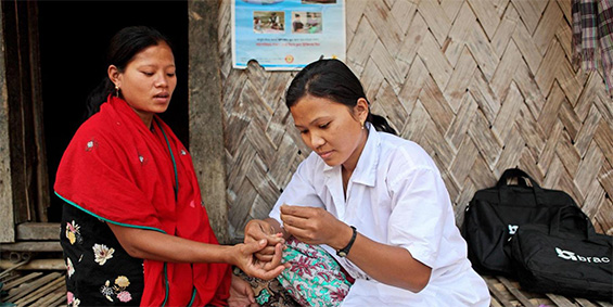 NCD Alliance New Policy Brief: Delivering Healthy Lives and Well-Being for Women and Girls