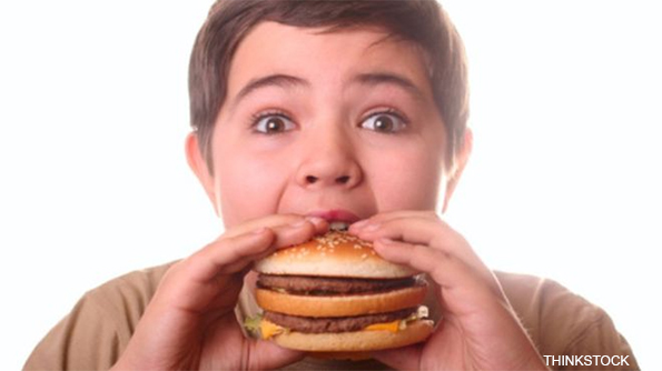 Junk Food Ads Banned
