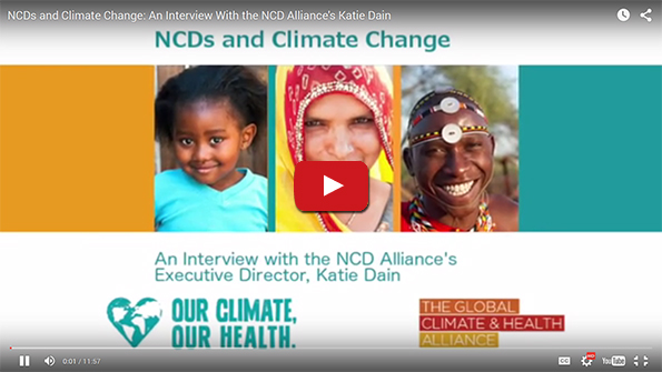 NCDs and Climate Change