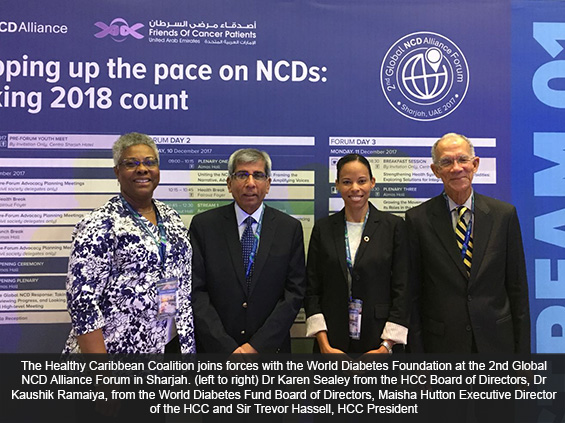 HCC to Host 'Caribbean NCD Forum'