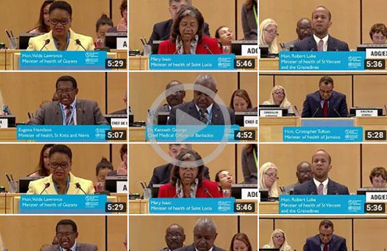 CARICOM Ministers